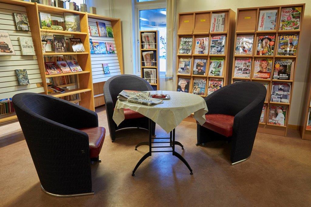 Bibliotek Lövånger